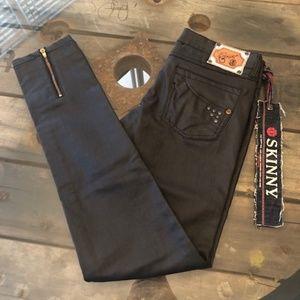 NWT Element Denim Black Jeans